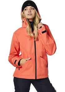 Chiemsee Skijacke Sympatex® - Skijacke für Damen - Orange