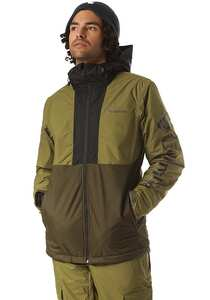 Columbia Timberturner - Skijacke für Herren - Grün