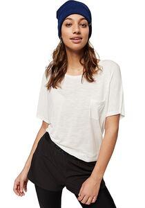 O'Neill Essentials Drapey - T-Shirt für Damen - Weiß