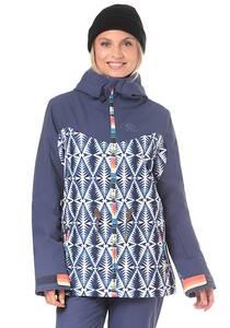 Rip Curl Bettyd Ptd - Snowboardjacke für Damen - Blau