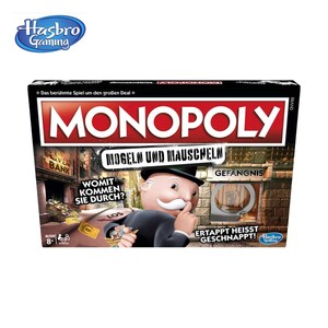 Monopoly Mogeln und Mauscheln ab 8 Jahren