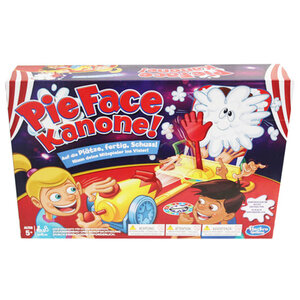 Hasbro Pie Face Kanone