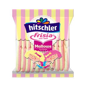 Hitschler Mallows Duo Rauten 125 g