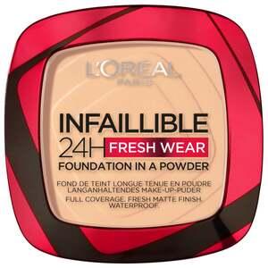 L'Oréal Paris Infaillible 24H Fresh Wear Make-Up-Puder 40 Cashmere