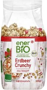 enerBiO Erdbeer Crunchy