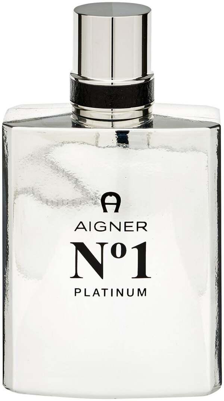 Aigner N°1 Platinum, EdT 100 ml