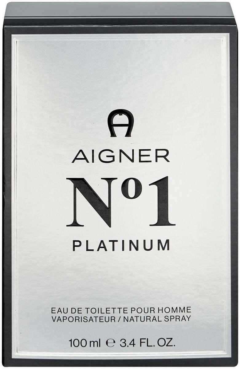 Bild 2 von Aigner N°1 Platinum, EdT 100 ml