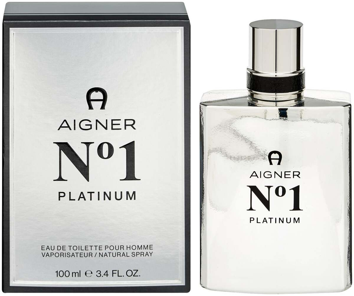 Bild 3 von Aigner N°1 Platinum, EdT 100 ml