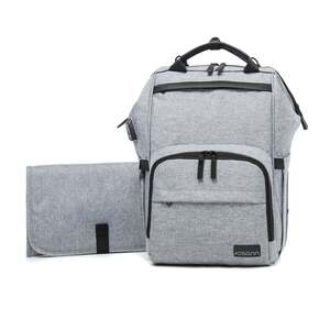 osann BackPack Wickelrucksack Grey Melange