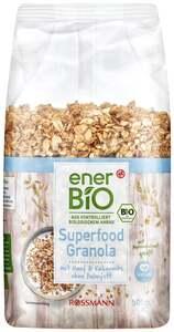 enerBiO Superfood Granola
