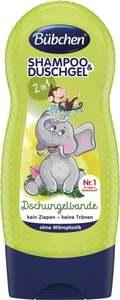 Bübchen 2in1 Shampoo & Duschgel Dschungelbande