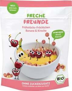 erdbär Bio Freche Freunde Frühstücks-Früchtchen Banane & Kirsche