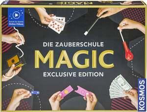 IDEENWELT Die Zauberschule Magic exclusive Edition