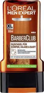 L'Oréal Paris men expert BarberClub Duschgel für Körper, Haare & Bart