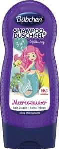 Bübchen 3in1 Shampoo & Duschgel plus Spülung Meereszauber