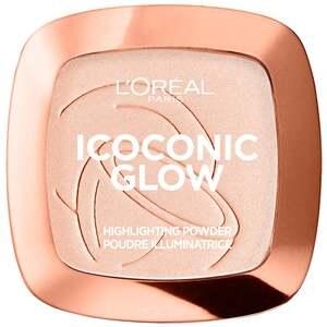 L'Oréal Paris Puder-Highlighter 01 Icoconic Glow