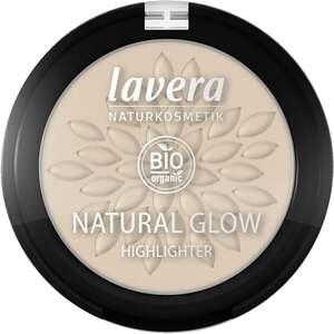 lavera Highlighter Natural Glow Luminous Gold
