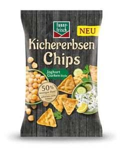 funny-frisch Kichererbsen Chips Joghurt Gurken Style