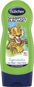 Bübchen 2in1 Shampoo & Spülung Tigerwäsche