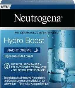 Neutrogena Hydro Boost Nacht Creme