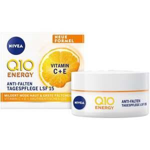 NIVEA Q10 Energy Anti-Falten Tagespflege LSF15