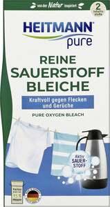 Heitmann pure reine Sauerstoffbleiche Pulver