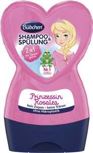 "Bübchen Shampoo & Spülung ""Prinzessin Rosalea"""