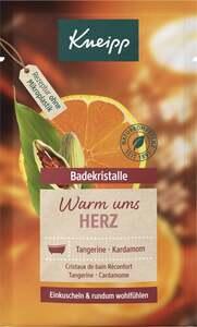 Kneipp Badekristalle Warm ums Herz
