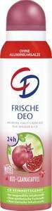 CD Frische Deo Bio Granatapfel Deodorant Spray