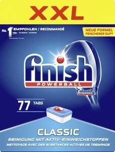 Finish Classic Spülmaschinentabs, XXL Pack