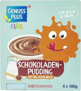 GENUSS PLUS Kids Schokoladenpudding