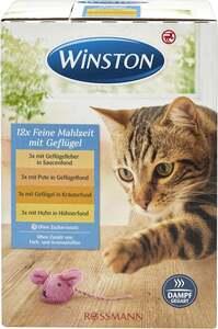 Winston Feine Mahlzeit mit Geflügel Multipack