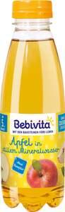 Bebivita Bio Apfelsaft in stillem Mineralwasser