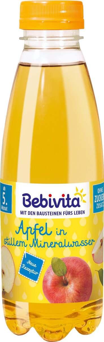 Bild 1 von Bebivita Bio Apfelsaft in stillem Mineralwasser