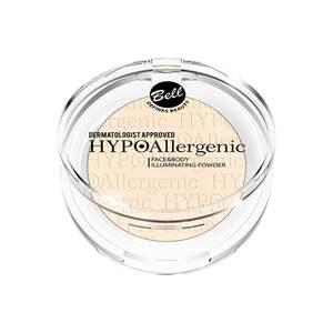 HYPOAllergenic Face&Body Illuminating Powder 01 Cool