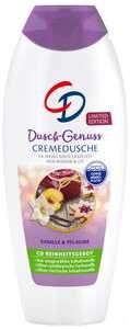 CD Dusch-Genuss Cremedusche Vanille & Pflaume