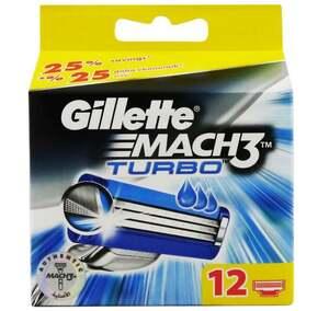 Gillette Mach3 Klingen Turbo 3D System