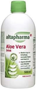 altapharma ALTAPHARMA ALOE VERA DRINK