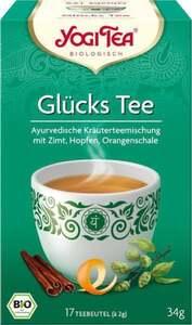 Yogi Tea Bio Glücks Tee