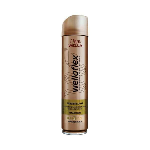 Wella Wellaflex Farbbrillanz Haarspray