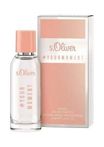 s.Oliver Frauen Eau de Toilette Your Moment