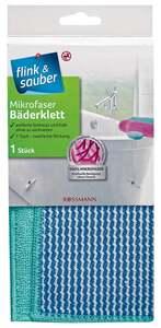 flink & sauber Mikrofaser Bäderklett