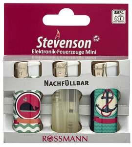 Stevenson STEVENSON FEUERZEUG MINI
