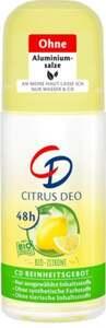 CD Bio-Zitrone Citrus Deo Roll-On