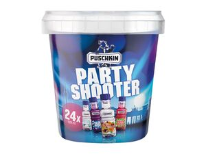 Puschkin Party Shooter