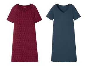 ESMARA® Damen Nachthemd