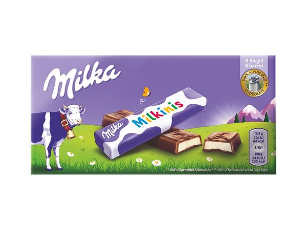 Milka Milkini Sticks