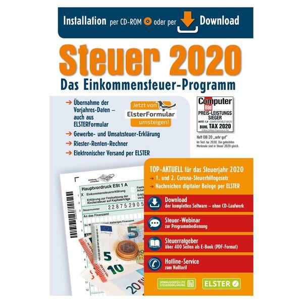 Steuer 2020 von Aldi Süd ansehen!