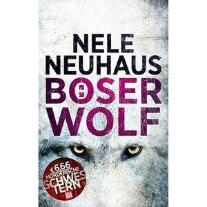 """Bücher """"Spiegel-Bestseller"""" DY - Böser Wolf"""