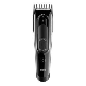 Braun Haarschneider HairClipper HC5050, Schwarz
